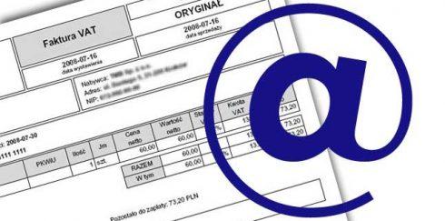 Zastąp papierowy rachunek e-fakturą